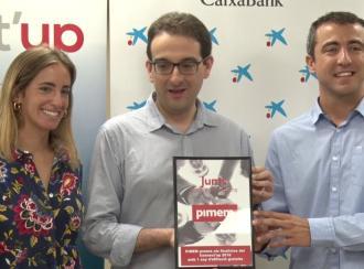 Los premios Connect'Up se convierten en realidad