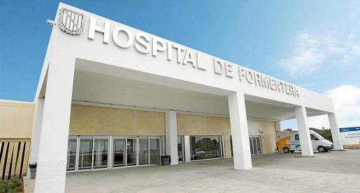 La agresión se produjo cuando el paciente era trasladado al hospital de Formentera.