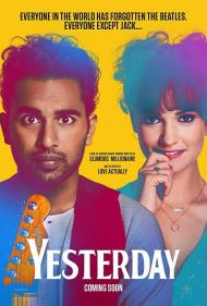 Cartel de la película 'Yesterday'