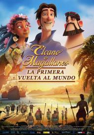 Cartel de la película 'Elcano & Magallanes'
