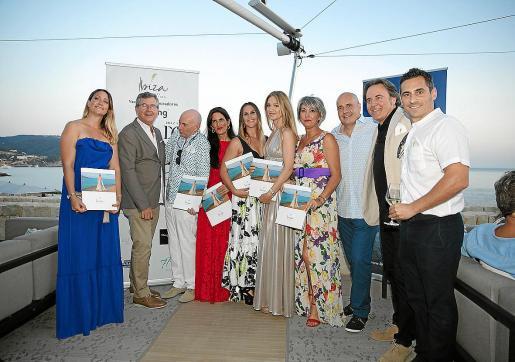 Al evento, celebrado en el 7 Pines Hotel Resort, acudió gran parte de la sociedad ibicenca.