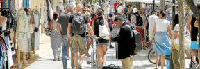 'Vender' Formentera en temporada alta