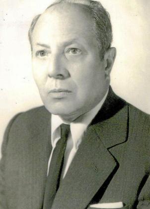 Retrato de Cosme Vidal Llàser.