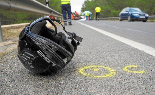 Uno de los dos últimos accidentes mortales en los que las víctimas fallecieron tras impactar contra otros vehículos mientras realizaban adelantamientos.