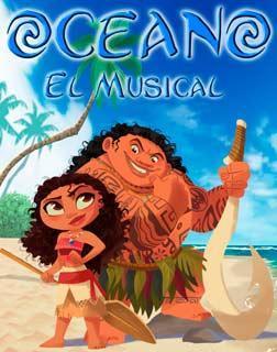 El musical 'oceano' llega al Auditorium de Palma
