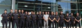 La comisaría de Ibiza se refuerza con 18 policías nacionales en prácticas