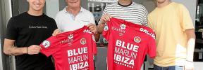 Arias, Páez y Pedrosa, al CD Ibiza