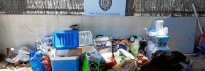 La Policía Local de Sant Antoni pone cerco a la venta ambulante