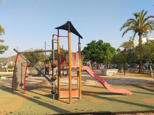 El parque estará finalizado para el mes de agosto