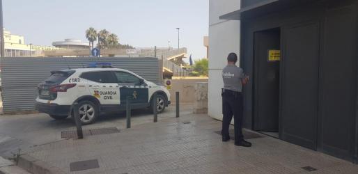 El hombre ha sido detenido y puesto a disposición judicial