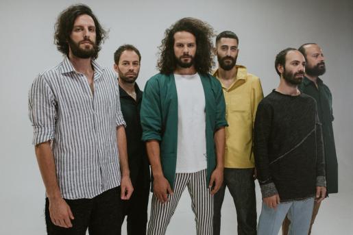 Es la primera vez que la banda italiana actúa en Ibiza