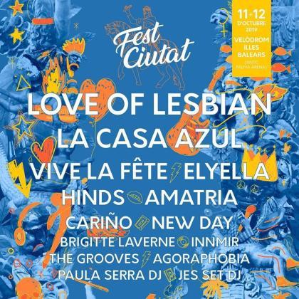 Fest Ciutat en el Velòdrom Illes Balears