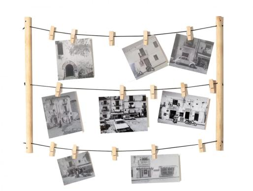 Yn montaje con algunas de las imágenes que se pueden ver en 'Dalt Vila 1972-1973'.