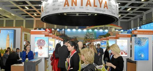 Turquía, tras sus problemas por atentados terroristas, se ha convertido en el principal destino competidor de Baleares en el Mediterráneo.