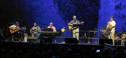 UC dijo adiós a la música con un concierto celebrado en Mallorca.