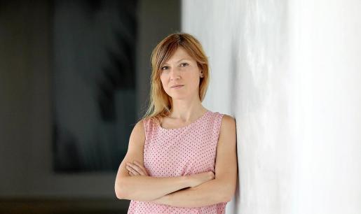 Luz Martín Manjón es la responsable de producto digital de BBVA desde septiembre de 2017.