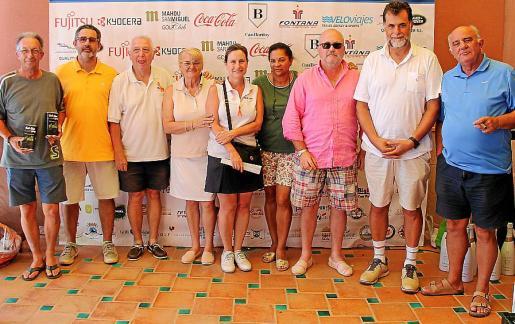 José Luis Serrano, Gerardo March, Antonio Pérez, María Dolores Aloy, Isabel Castillo, Beatrice Justine, Ricardo Romo, Pedro José Carbonell y Miquel Vallés.