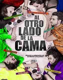 'Al otro lado de la cama' será representada en el Auditórium de Palma