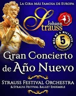 Gran Concierto de Año Nuevo en Auditoium de Palma