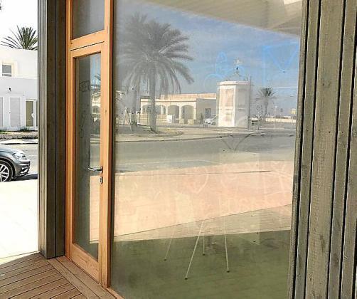 La apertura del nuevo Centre d'Esports Nàutics (CENF) de la Savina continúa retrasándose.