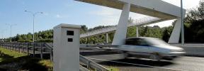 Uno de los radares fijos de la autovía de Sant Antoni suma 20.000 multas más que en 2018