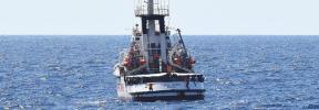Un buque de la Armada trasladará a Palma a los migrantes del Open Arms