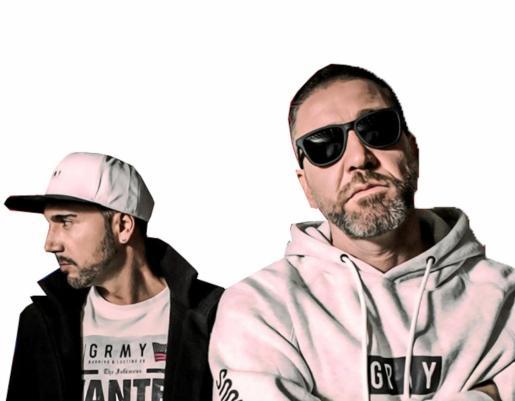 El duo sevillano de Hip Hop SFDK actúa hoy a partir de las 22.00 horas en Las Dalias.