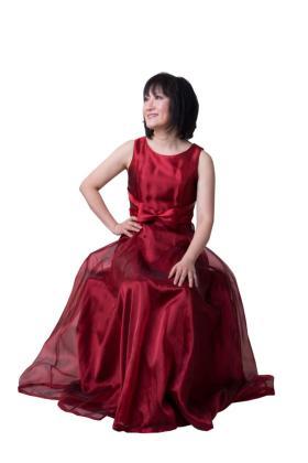 La pianista china Mary Wu actuará el viernes 30 de agosto.