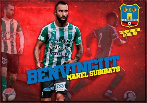 Manel Subirats.