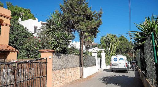 Desde el Consell d'Eivissa aseguran que se volverán a personar en la zona.
