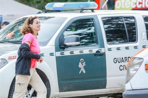 La Guardia Civil ha desplegado a más de 100 efectivos por turnos
