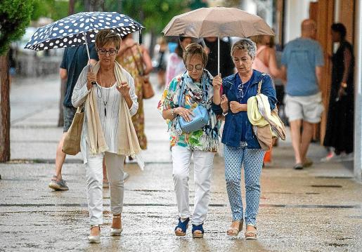 En los últimos meses no se han registrado lluvias notables.