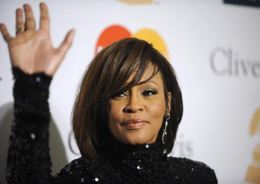 Whitney Houston, en una imagen de archivo.
