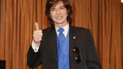 Imagen del cantante valenciano