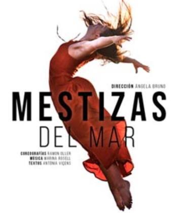 'Mestizas del Mar' recala en el Auditórium de Palma.