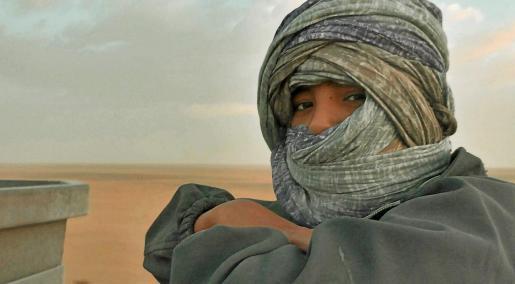 El director y productor ha rodado en Mauritania el documental 'Salka' sobre la vida que rodea al tren de la compañía Snim, considerado el más largo del mundo