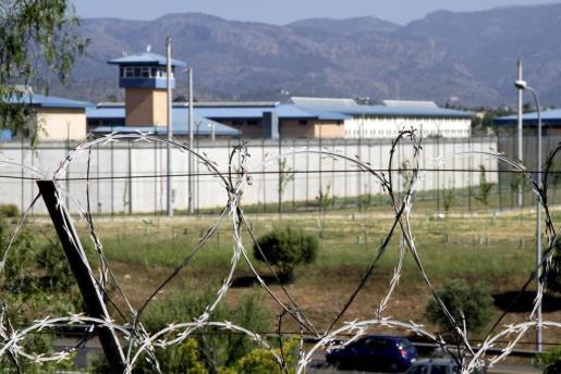 Imagen de archivo de la cárcel de Palma.