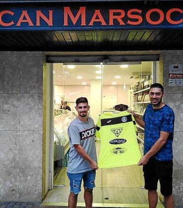 Ramoncín y Chavi fueron ayer presentados oficialmente por el Harinus Ibiza Futsal.