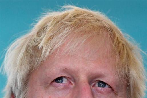 El primer ministro británico, Boris Johson Toby Melville/PA Wire/dpa