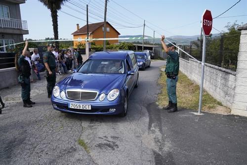 Tres mujeres han sido asesinadas en el concello pontevedrés de Valga.