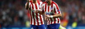 Herrera impide que el Atlético tropiece de nuevo con la Juventus