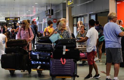 El sábado, día 21 de septiembre, será el día de mayor tráfico en el aeropuerto de Ibiza.