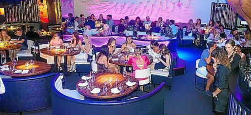 La gala que se celebró el miércoles por la noche en STK Ibiza para ayudar a ASPANOB fue todo un éxito de participación.