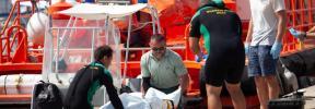 Rescatan el cadáver de un turista alemán que se despeñó en el Port de Sant Miquel