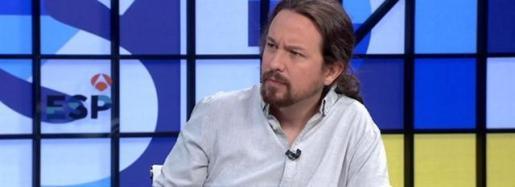 Entrevista al secretario general de Podemos, Pablo Iglesias.