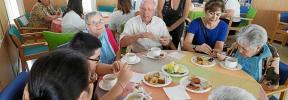 Olores y sabores de la tierra para evocar recuerdos en las personas con demencia