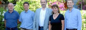 Sector público y privado se alían para salvar el mar de las Pitiusas