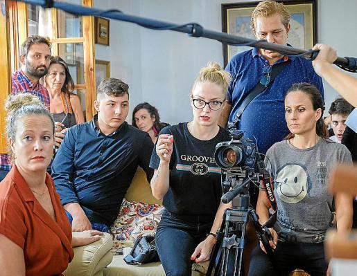 17 alumnos acuden al taller 'Nuevas promesas del cine'.