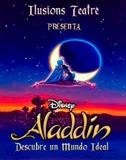 La compañía Ilusions Teatre regresa al Auditórium de Palma, esta vez con la mágica 'Aladdin'.