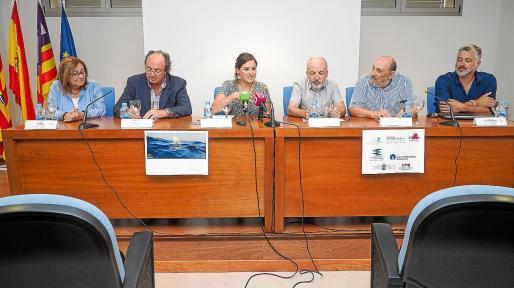 El proyecto 'InterMedit. Intercambio mediterráneo a la antigüedad' fue presentado en rueda de prensa.